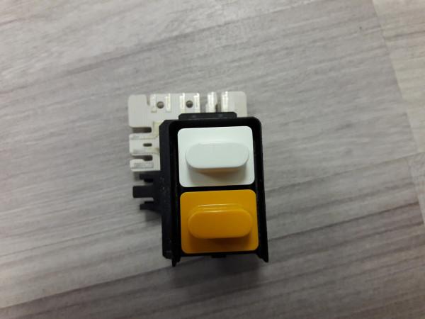 Miele W457 Zweifachtaster 4829023, Taster, gebraucht, Schalter, Hauptschalter, Erkelenz